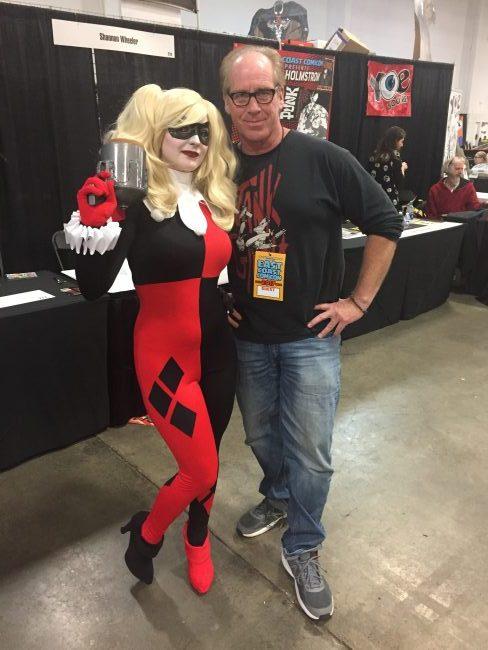 Harley Quinn Kevin Altieri ECC 2017