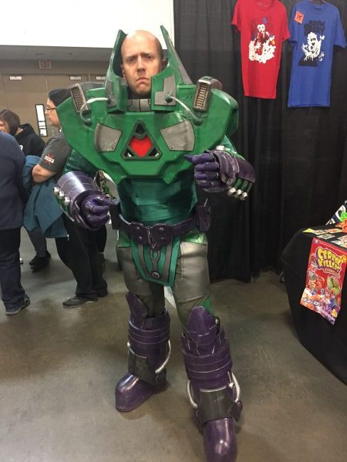 Lex Luthor ECC 2017