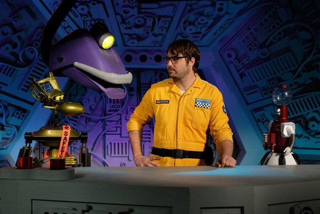 Mystery Science Theatre 3000 MST3K Jonah Ray Netflix TV