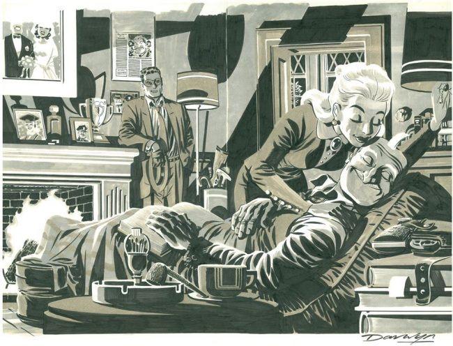 Spirit Darwyn Cooke
