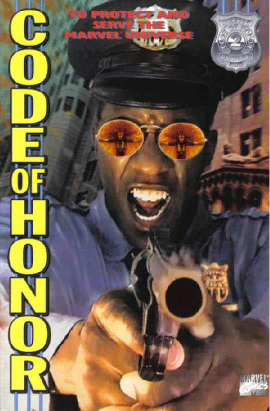 Code of Honor cover