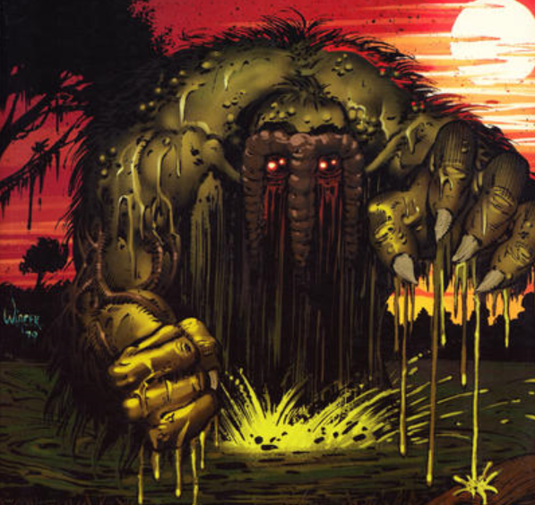 Man-Thing Free Comic Book Day