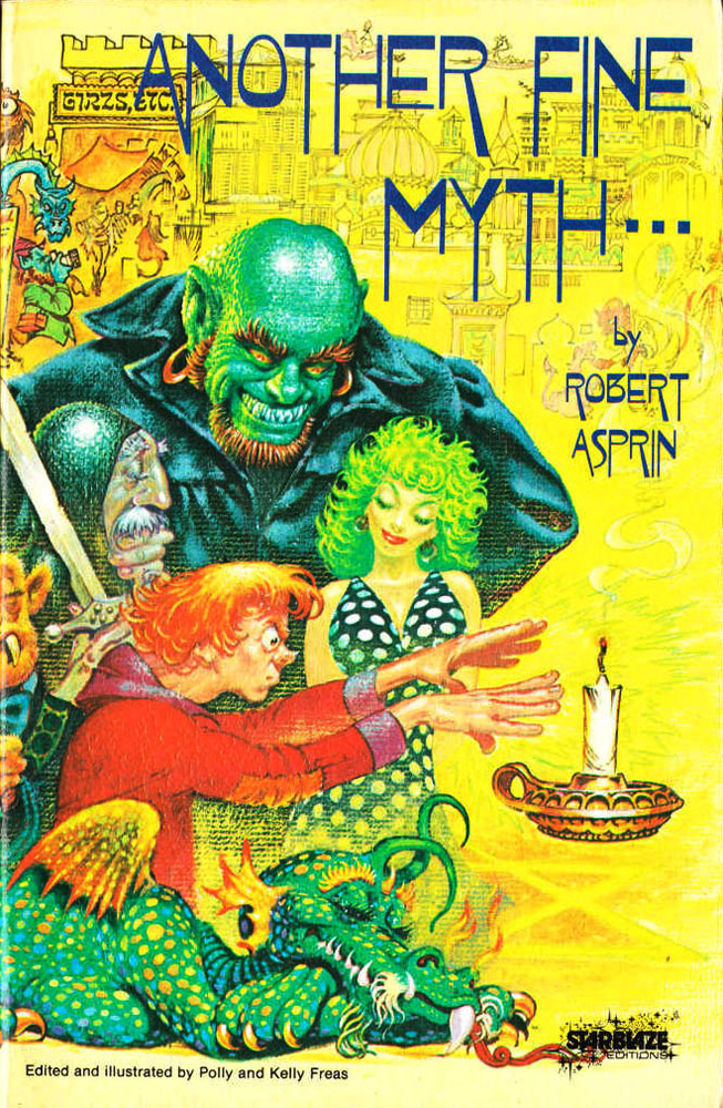 Another Fine Myth cover