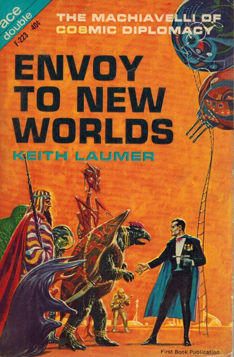 Envoy to New Worlds cover