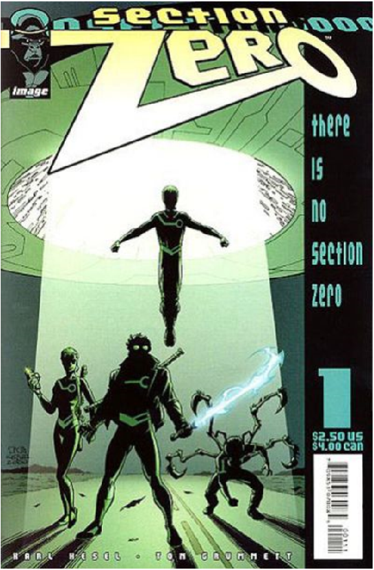 Section Zero cover