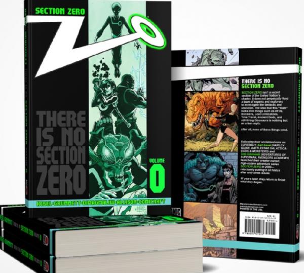 Section Zero dummy copy