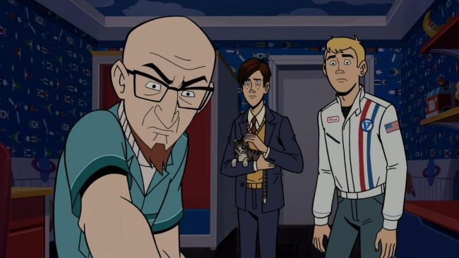 Venture Bros Season 6 Adult Swim TV