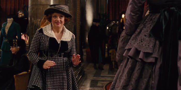 Lucy Davis as Etta Candy