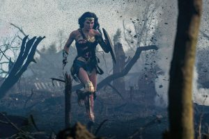 Wonder Woman and the Rumble
