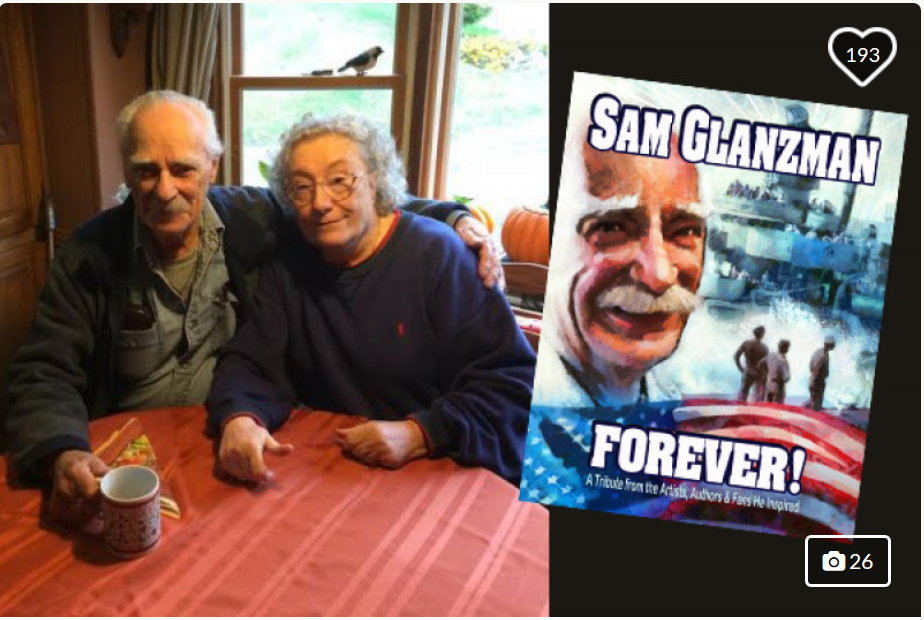 Sam Glanzman RIP