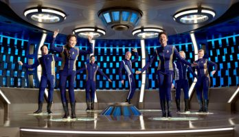Thoughts on THE ORVILLE and STAR TREK: DISCOVERY