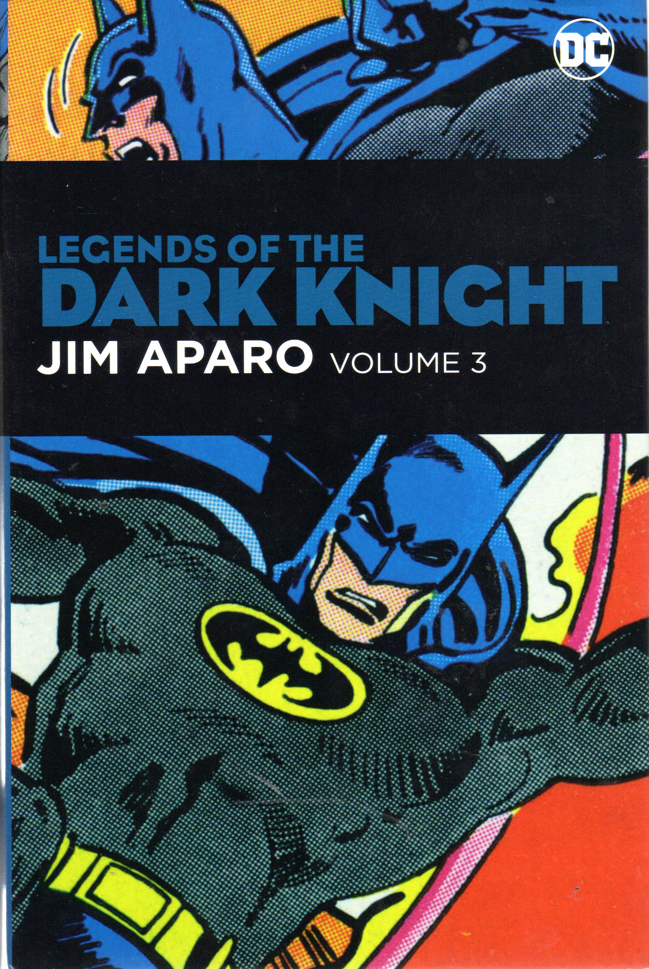 Fashion of the bat an extremely thorough examination of batman s - Legends Of The Dark Knight Jim Aparo Volume 3 By A Lot Of Different People And Um Jim Aparo 49 99 549 Pgs Fc Dc