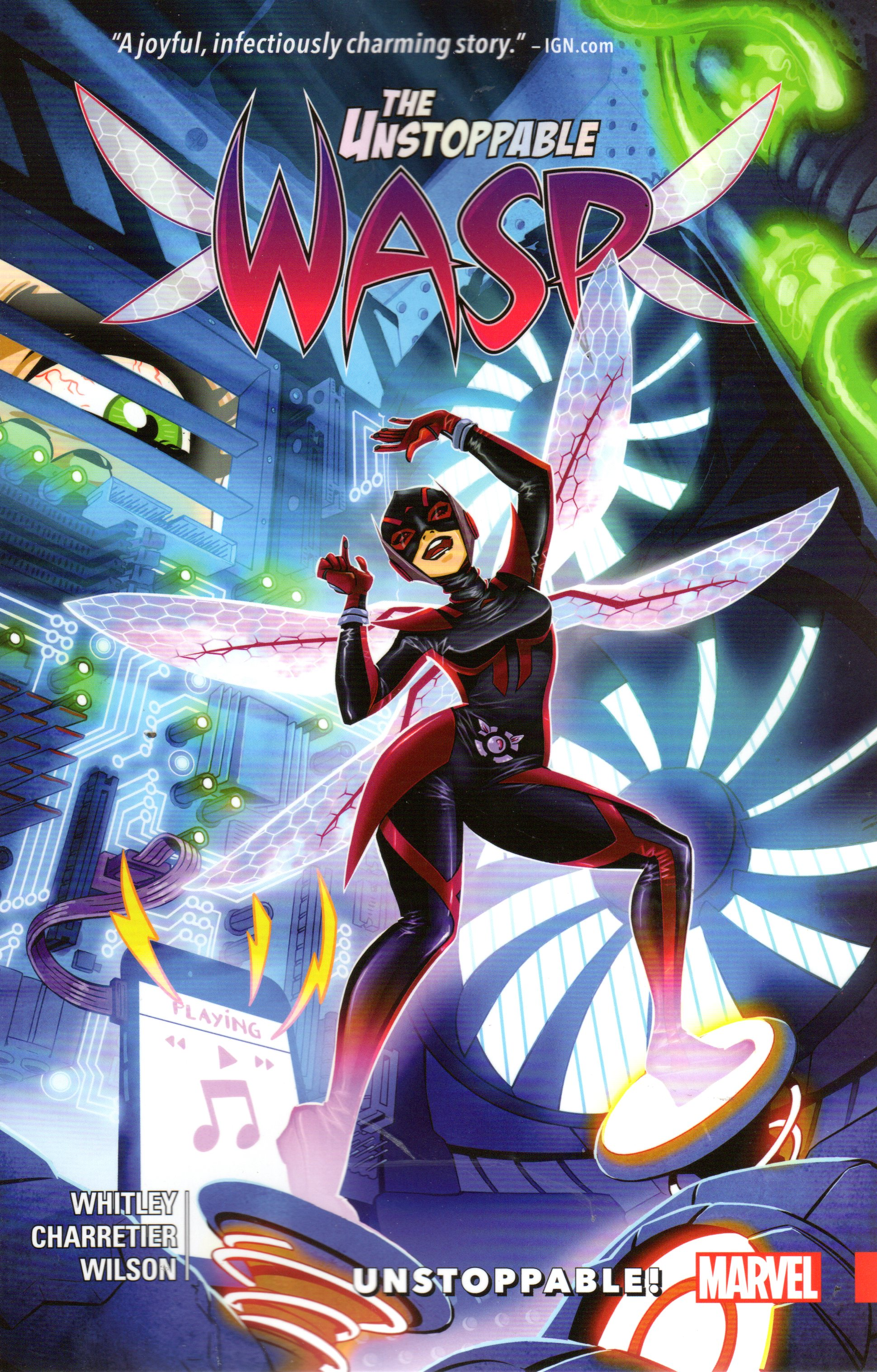 Fashion of the bat an extremely thorough examination of batman s - The Unstoppable Wasp Volume 1 Unstoppable By Jeremy Whitley Writer Mark Waid Writer Elsa Charretier Artist Adam Kubert Artist Megan Wilson