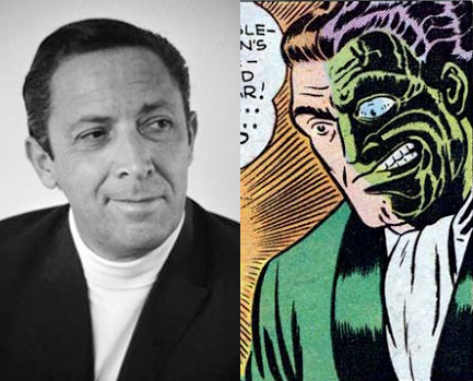 Bob Kane Two-Face