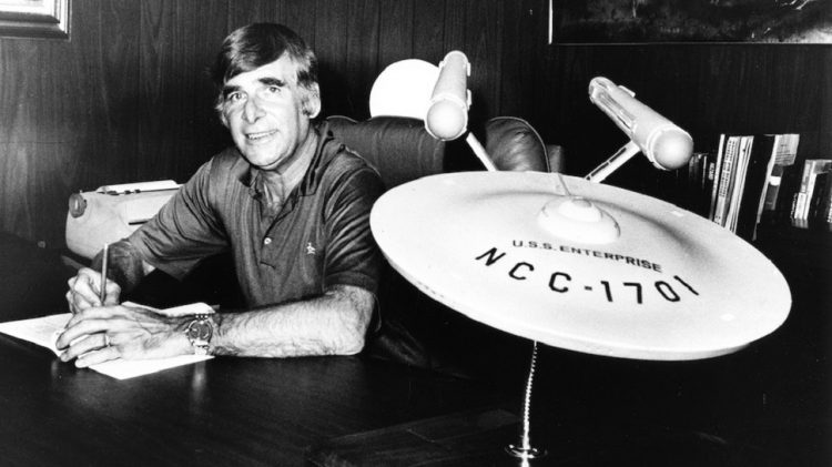 Gene Roddenberry 1970s