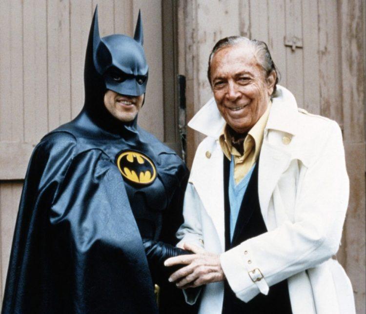 Batman Michael Keaton Bob Kane