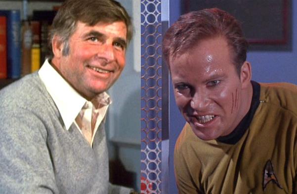 Gene Roddenberry Evil Kirk
