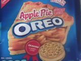 Apple Pie Oreo cookies