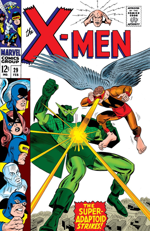 Uncanny X-Men No. 29