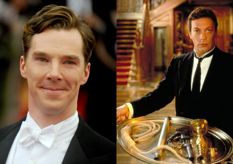 Benedict Cumberbatch Wadsworth Clue Atomic Junk Shop