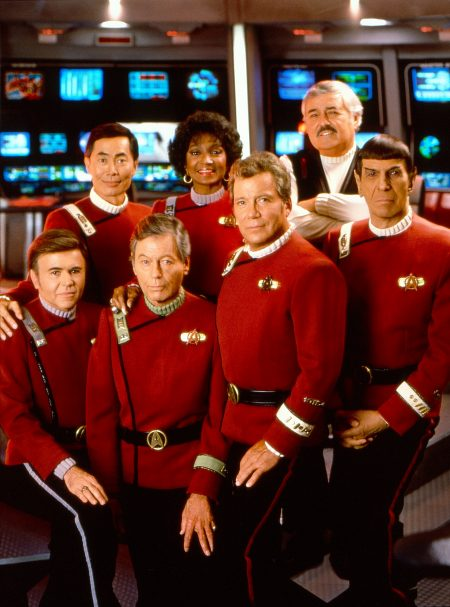 Star Trek VI Undiscovered Country Cast