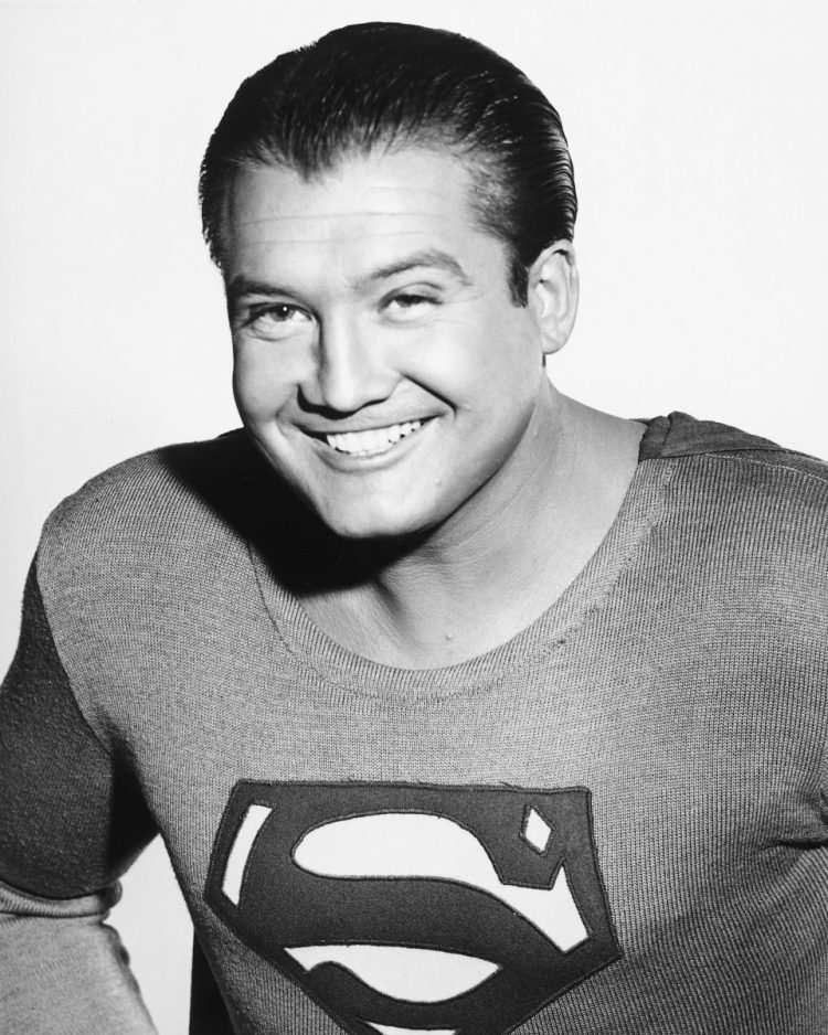 George Reeves Superman Atomic Junk Shop