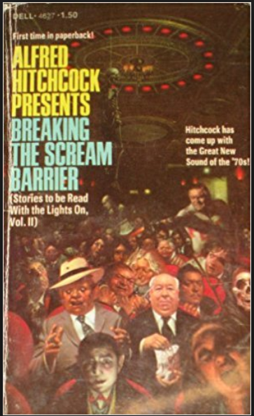 Alfred Hitchcock Scream Barrier
