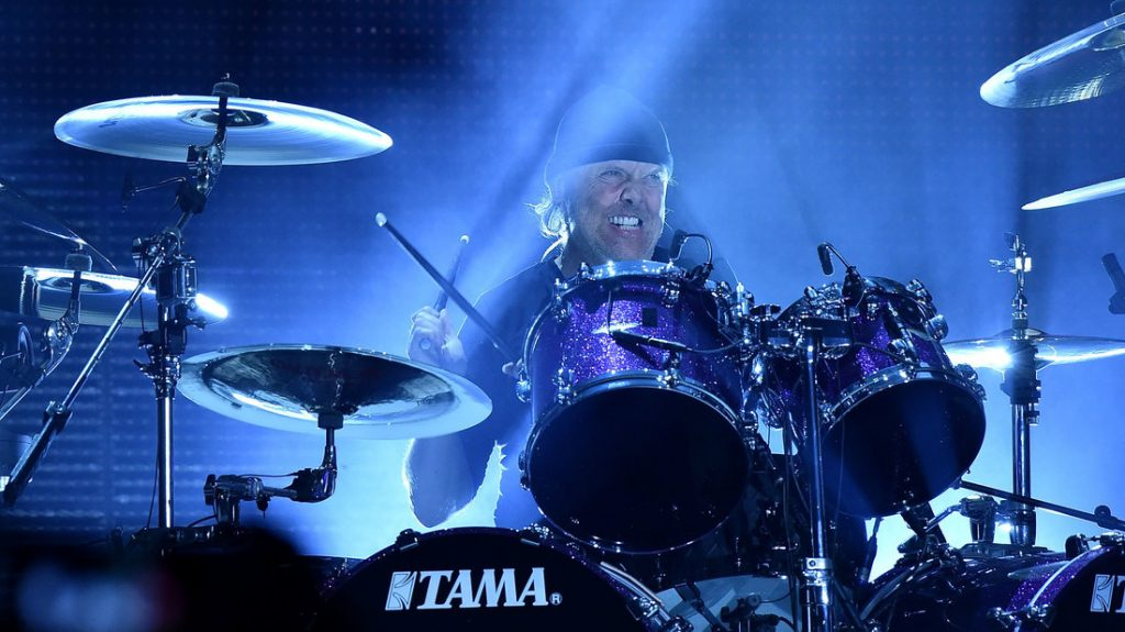 Sunday Morning Lars Ulrich