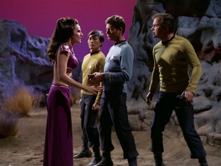 Star Trek TOS That Which Survives Atomic Junk Shop