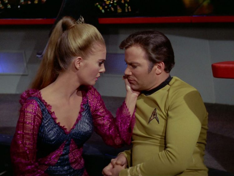 Star Trek TOS The Mark of Gideon Atomic Junk Shop