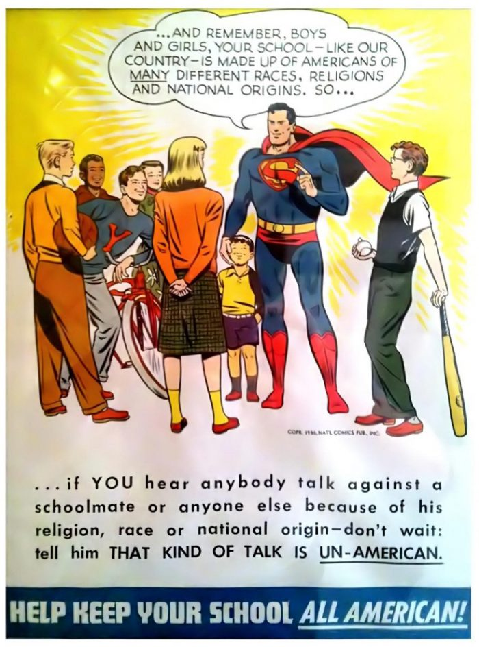 Superman All-American Atomic Junk Shop