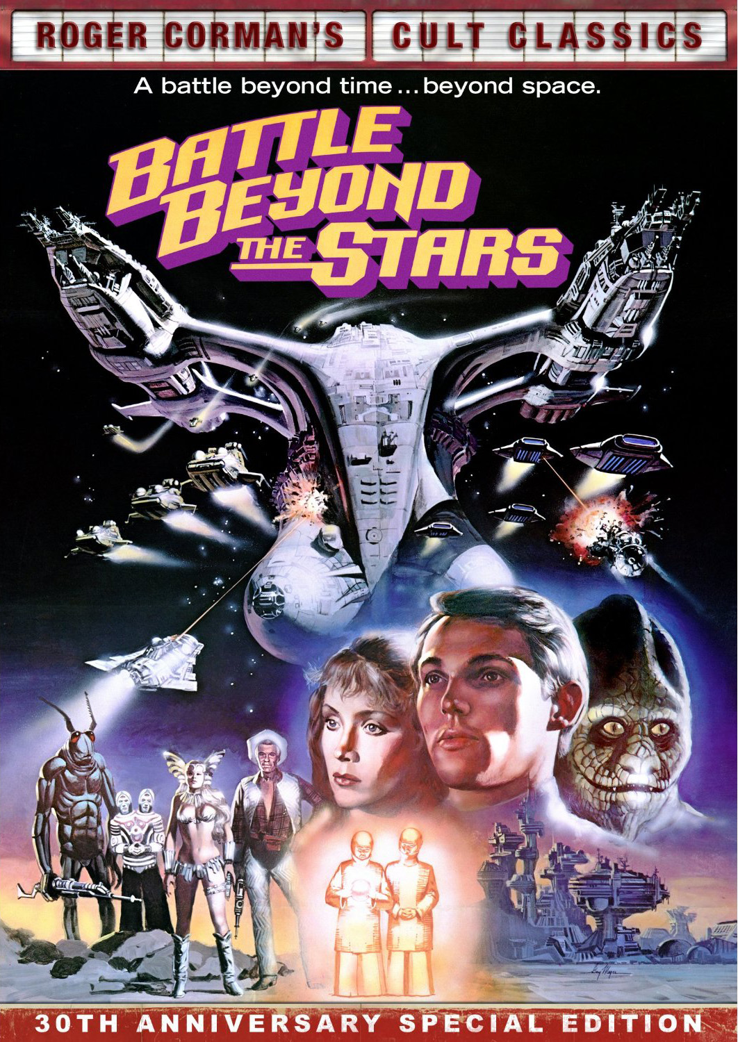 'Battle Beyond the Stars' poster