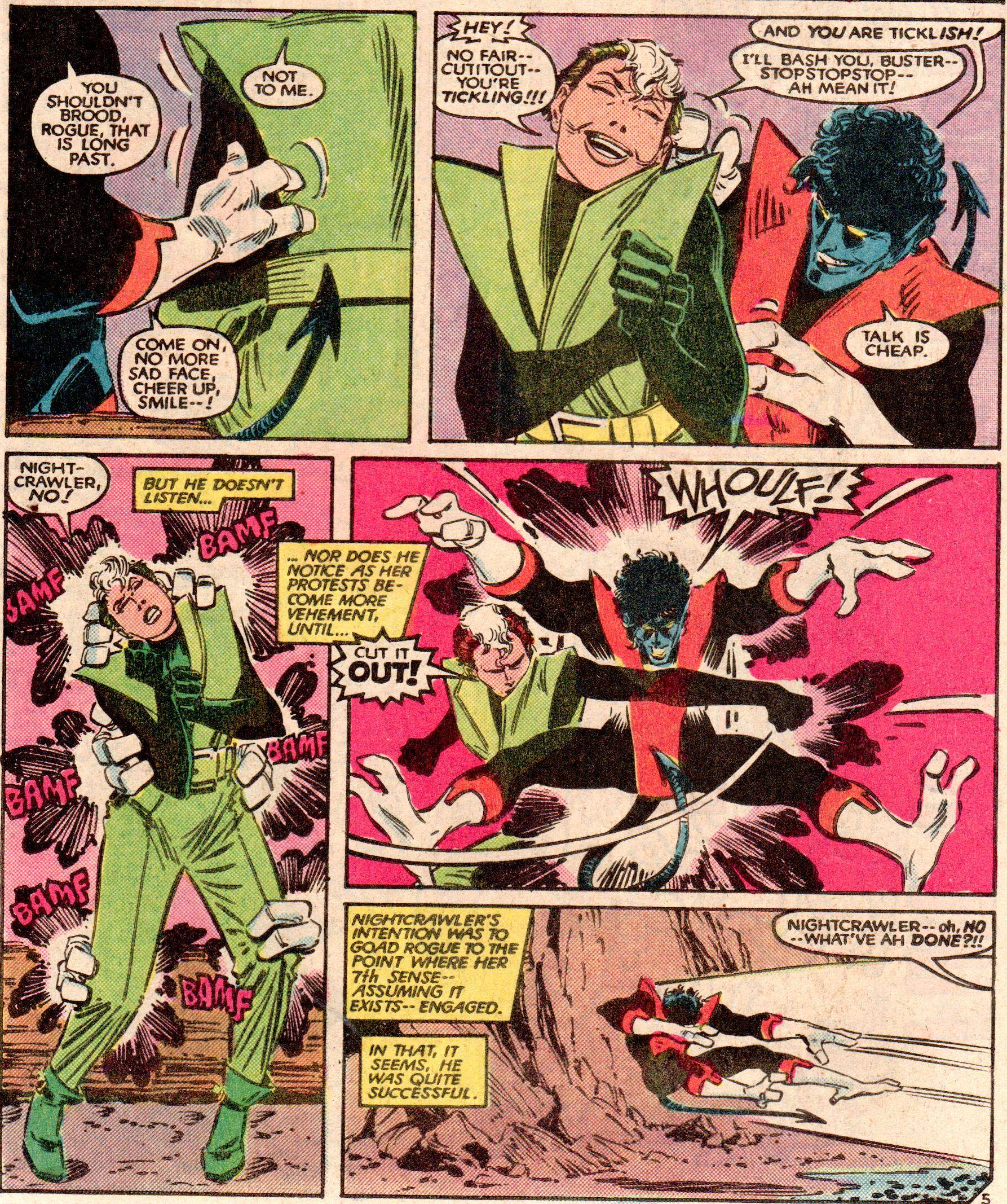 Comics You Should Own - 'Uncanny X-Men' #182-200 ⋆ Atomic Junk Shop
