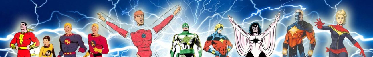 The Captains Marvel: A History – Updated