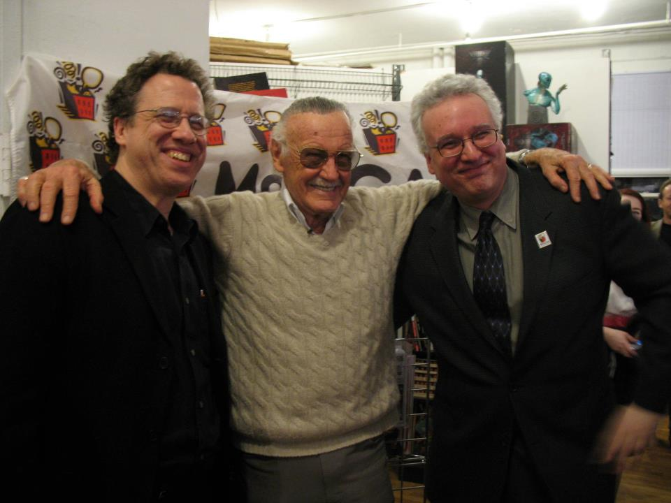Danny Fingeroth Stan Lee Jim Salicrup Atomic Junk Shop