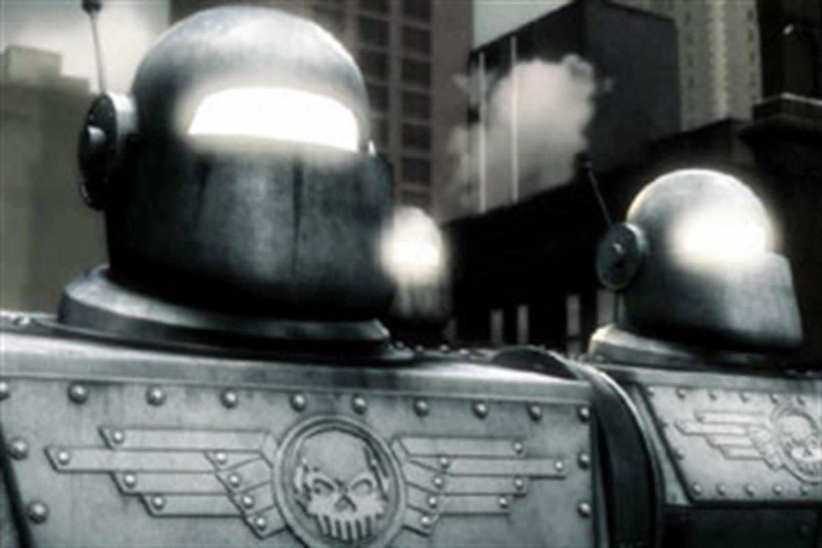 Nazi robots? Sure.
