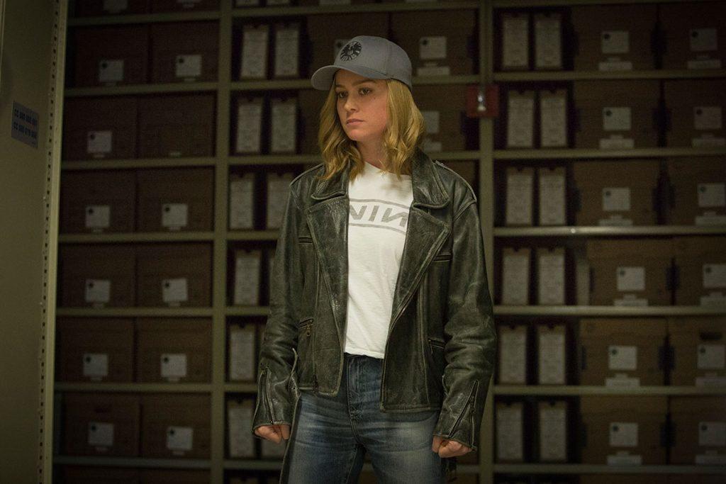 Brie Larson as Carol Danvers