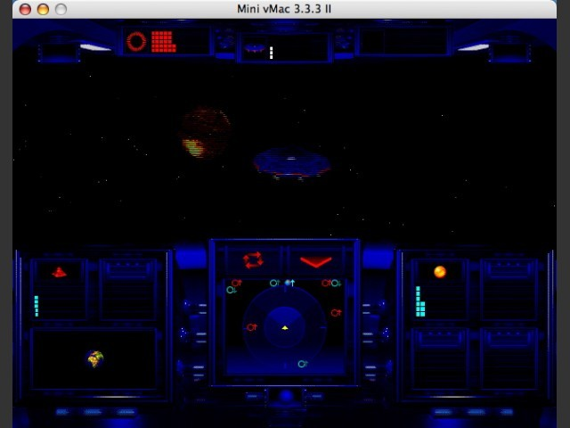 Screenshot, Astro Chase 3D game