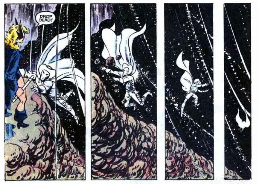 Mockingbird Phantom Rider death