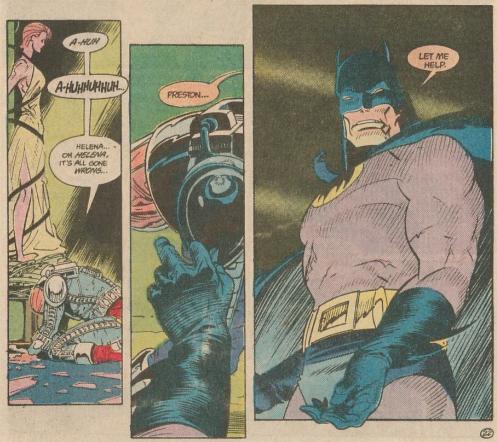 Batman Annual 11 Clayface Let Me Help