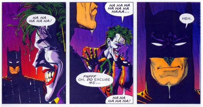 Batman Killing Joke Heh