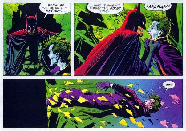 Batman Killing Joke Not Funny
