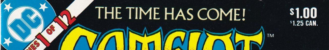 Comics You Should Own – 'Camelot 3000'