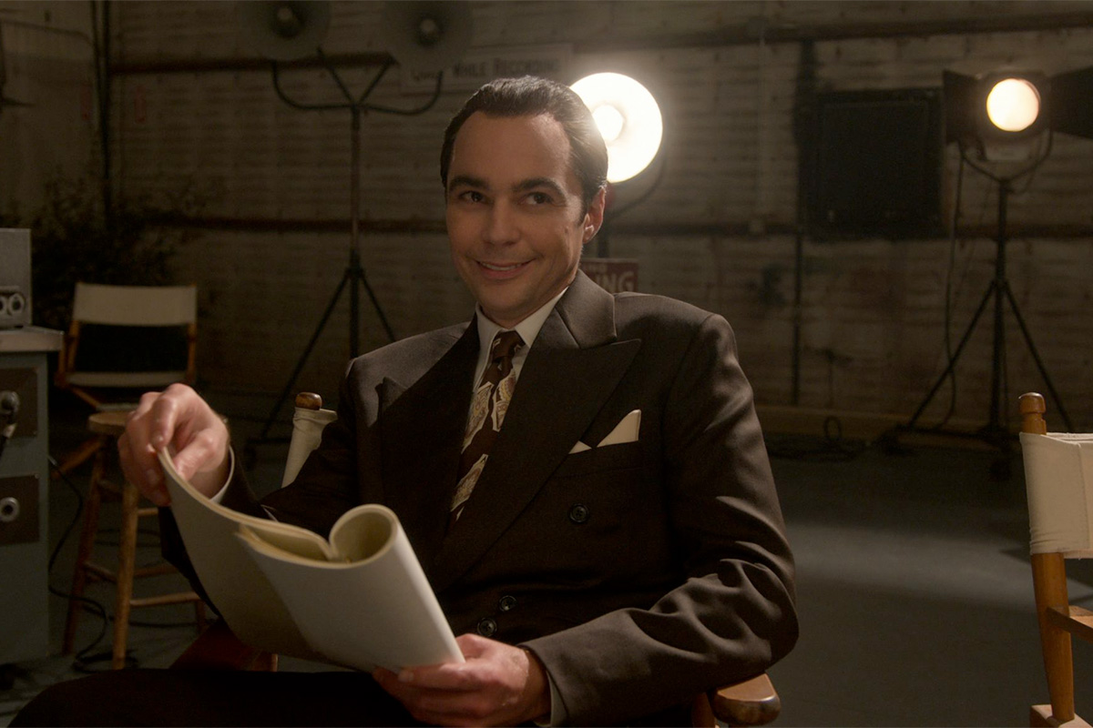 Jim Parsons in 'Hollywood'