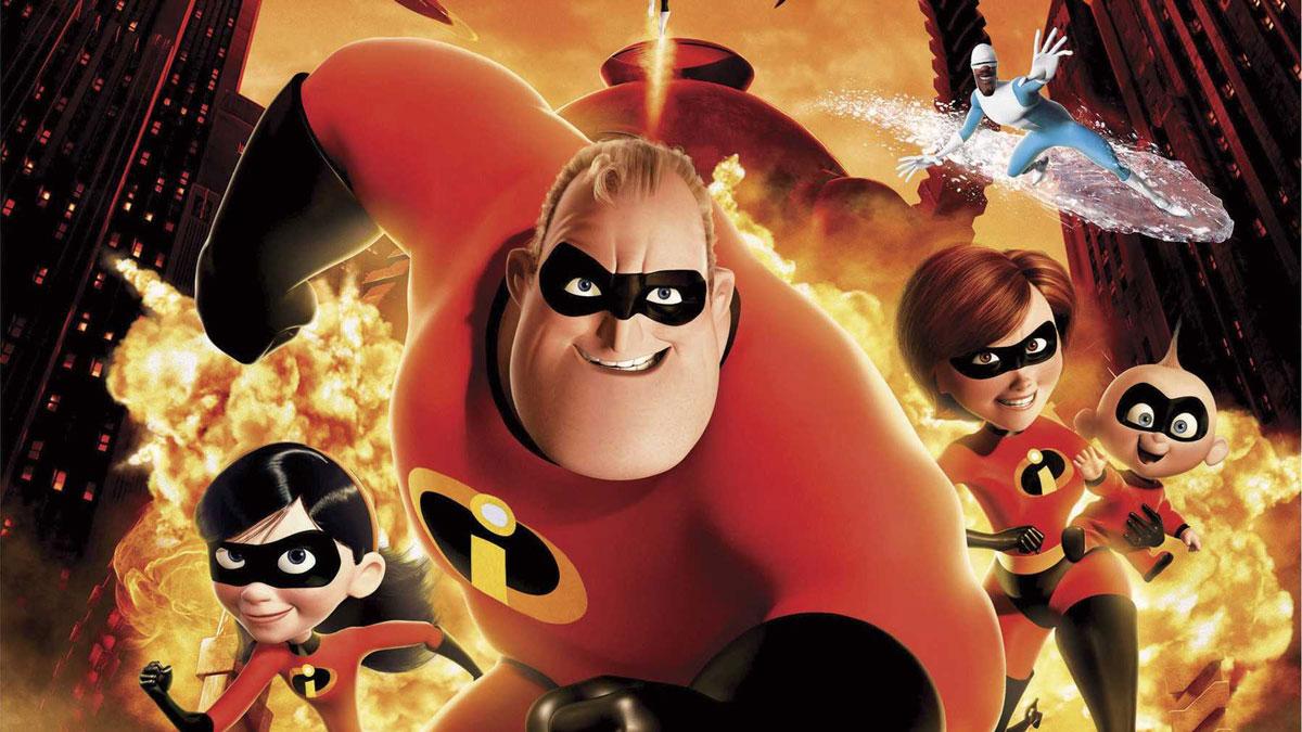 Pixar's 'The Incredibles'