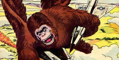 Flying gorillas weren't enough?