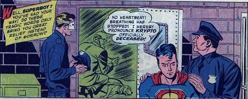 Superboy: The Farm Team of Steel?