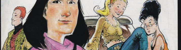 Comics You Should Own – 'Four Women'