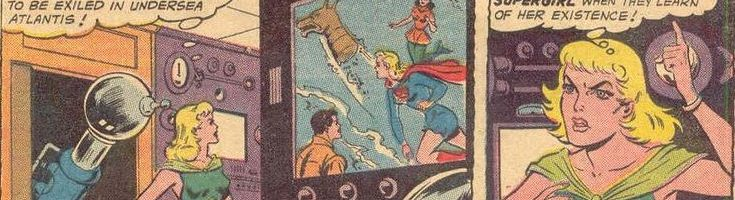 Wasted women of the Silver Age