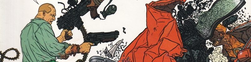 Comics You Should Own – 'Hard-Boiled'